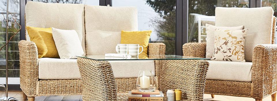 Indoor Rattan Furniture Commercial furniture